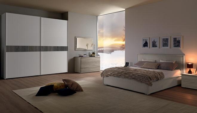 Mobili per camera da letto stile classico epoque e moderno marion - Camera da letto completa ikea ...